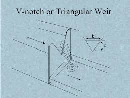 notches and weirs