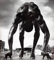 athlete body