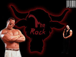 the rock wwf