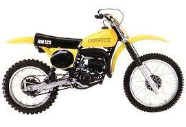 1978 rm125