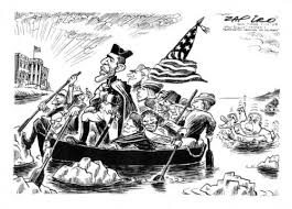 famous political cartoons