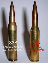 338 cartridges