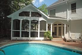screen porch photo