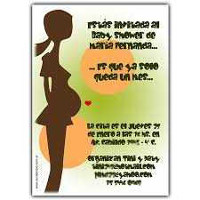 texto para invitacion baby shower