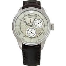 emporio armani meccanico watches
