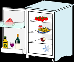 food fridge