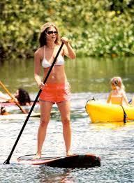 standup paddling