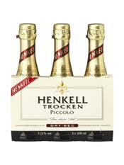 henkell trocken piccolo