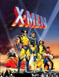 animated x men