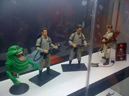 real ghostbuster toys