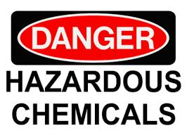 hazard chemicals