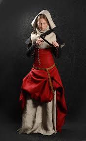 medieval costume design