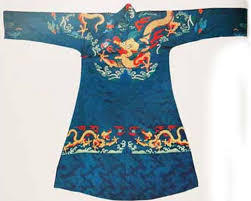 chinese dragon robes