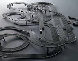 slot car racing track