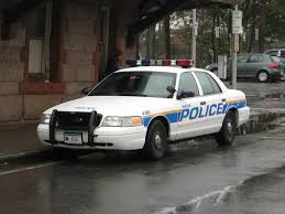police crown vic