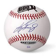 ken griffey jr signed