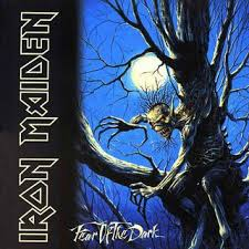 iron maiden fear dark