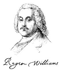 Roger Williams, founder of