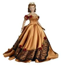 gone with the wind doll
