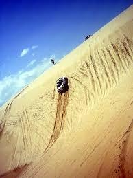 dunas em natal