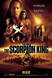 scorpion king 2 poster