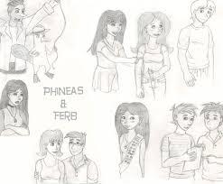 pinias and ferb