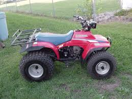 1986 honda fourtrax