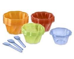 gelato bowls