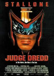 judge dredd the movie