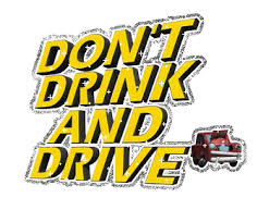 dont drink and drive logo