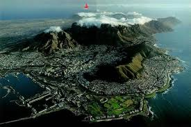 table mountain capetown