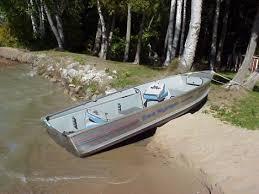 12 aluminum boats