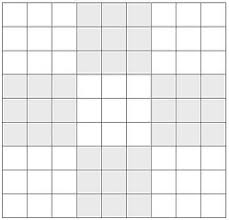 blank grid sheets