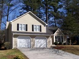 beige house