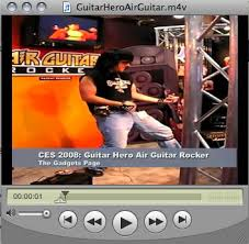guitar hero air rocker