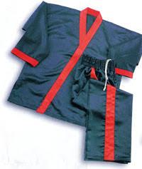 kickboxing uniform