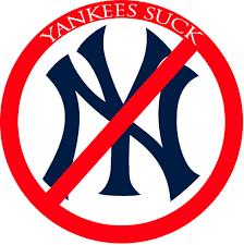 i hate the yankees