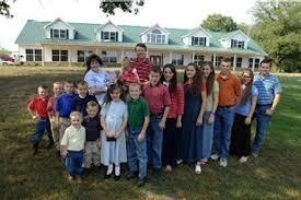 The Duggar family of TLCs 18