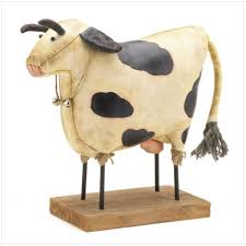 cow figurines