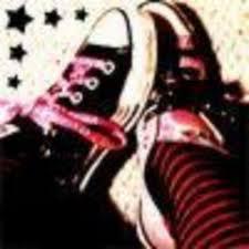 emo girl shoes