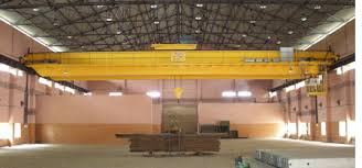 electric overhead travelling cranes