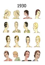 1930s fashion trends