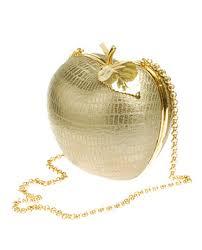 apple shaped handbag