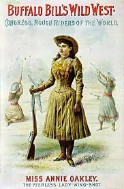 pictures of annie oakley
