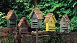 ladybug houses