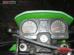 kawasaki klr 250cc