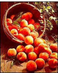 peach basket