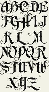 old english letters fonts