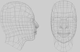 face modeling tutorial