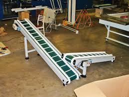 incline conveyors